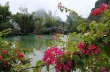 广西靖西风光。
