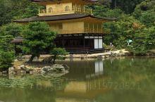 金阁寺,日本京都。非常值得一去,建在日本,感受到中华文化的美学。
