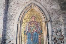 陶尔米纳好看的马赛克壁画