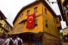 奥斯曼帝国初期风格的小镇