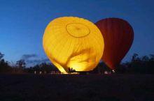 凯恩斯热气球飞行之旅
