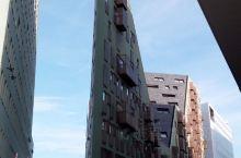 阿姆斯特丹市中心的特别建筑和大运河边的餐厅!