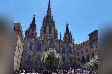 来一组西班牙和法国天主•基督教堂和小城堡的照片1
