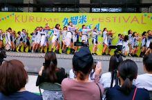 秋日,福岡天神,亚洲音乐节,精彩演出!