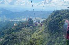 云頂高原,距吉隆坡市區一個小時車程,從酒店打Grab很方便,去程RM80,回程RM60,從山下out