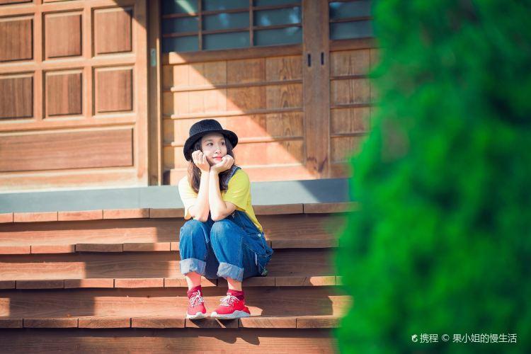 武雄市文化會館庭園 (舊武雄鍋島家庭園)2