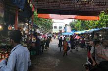 孟买IIT附近菜市场