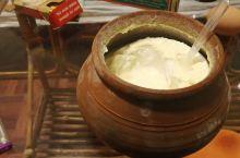 尼泊尔非常好喝的酸奶。