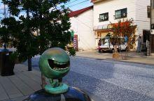 跟着我的镜头,来境港市妖怪街,尋动漫妖怪世界,妖怪们!