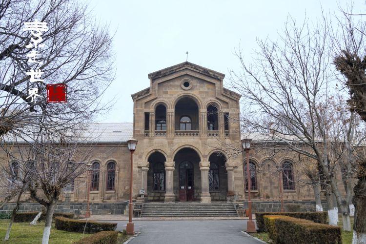 The Churches of Echmiatsin and the Archaeological Site of Zvartnots2