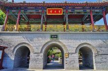 『华清池.五间厅』建于清朝末年,1900年八国联军进攻北京,慈禧西逃曾驻跸于此。1934年曾加以修葺