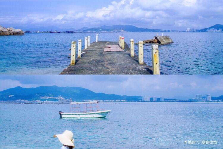 Zhouzai Island3