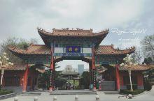 2017年4月23日 甘肃周末游-柳湖公园、王母宫 因为昨天爬山有点累,今天睡了个自然醒,起来后研究