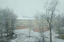 五月的新疆阿勒泰,天气还是有些冷