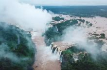 巴西 伊瓜苏瀑布  直升机体验  直升机飞行观光10分钟,可以从上帝视角航拍整个伊瓜苏瀑布 价格:1