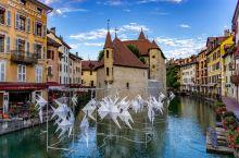 """安纳西Annecy是法国阿尔卑斯山区最美丽的小镇,人称""""阿尔卑斯山的阳台"""",又称""""萨瓦省的威尼斯""""。"""
