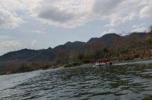 美丽的昌化江,一边是白沙,一边是昌江。