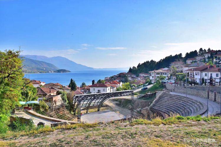 Ohrid Old City2
