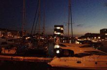 安特卫普的港湾