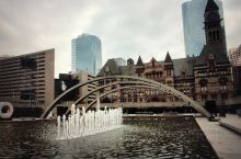 多伦多市政厅及周边