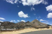 川藏行第二天,格聂神山环山之行 海拔高,景色美。理塘前往格聂神山路况很好。从冷古寺路口前往巴塘路况路