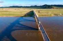 甘南自驾行D4 - 玛曲黄河第一弯  第一桥 第一弯,这里的日落真的是绝了