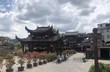 红色小上海,太平廊桥。