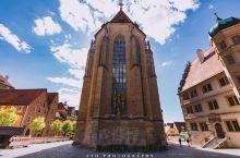 罗腾堡不可错过的圣雅各布教堂(St.-Jakobs-Kirche) . 圣雅各布教堂,这座哥特式的
