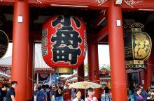 东京历史最悠久、人气最旺的寺院_浅草寺