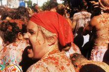 西班牙,不止斗牛,还有疯狂的番茄大战!!