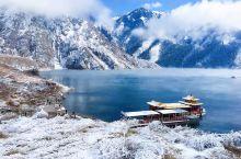大美新疆·海市蜃楼          今晨从五彩湾开车到天山,经过一大遍戈壁荒漠,太阳温柔地照耀着大