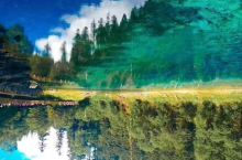九寨沟震后重开,涅槃归来!湖光山色,碧波荡漾。深秋的红叶,初冬的雪,一花一木一风光,无时无刻不在撩拨