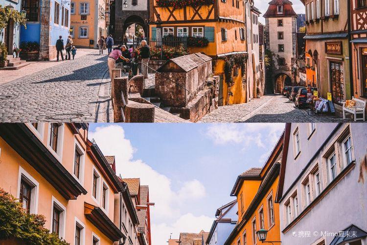 Rothenburg ob der Tauber3