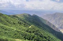 循化县尕楞乡秀日村霞吾山脉