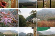 沐格山居闲逛,周边景色真不错,覆栀山里,田野,村落,树木,河流,岁月静好!