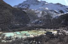 黄龙五彩池