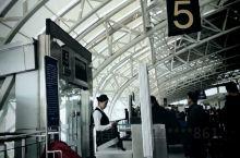 长春龙嘉国际机场t1候机楼。