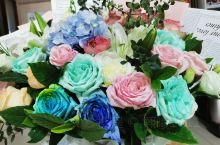 生日之后变成了卖花的幸福的没有章法呀,嘿嘿