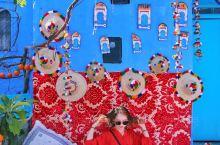 摩洛哥蓝白小镇消费和购物必看!  强烈推荐多喝几杯鲜榨橙子汁,摩洛哥盛产橙子,甜度高,水分足,10迪