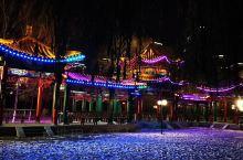 19年冬季初雪盛京龙柳亭