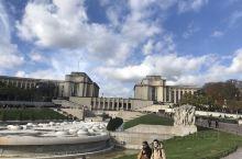 巴黎夏悠宫。