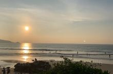 普吉岛芭东,日落 芭东海滩