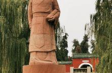 #不止阳光# 小时候就因《封神榜》的故事着迷,来到周易开山鼻祖之地河南汤阴,在周文王被商纣囚禁了7年