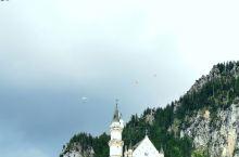 新天鹅城堡,童话般的世界。