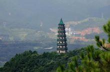 青秀山景区是一个值得让你游玩一整天的景区!青秀山作为南宁最著名的景区和南宁市区内的5A级景区,成为了