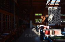 强推 莫干山超大的图书馆民宿~~莫干山居图  山居图最大的亮点就在于公共区域,推门而入必有洞天,会赞
