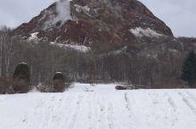 昭和新山 一座新的活火山