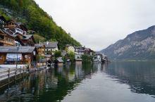 """哈尔施塔特是奥地利萨尔茨卡默古特地区的一个村庄,位于哈尔斯塔特湖畔,哈尔施塔特的""""Hall""""可能源自"""