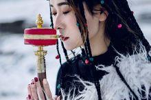 #春节来内蒙古看雪#  第一天免费接机入住酒店!  第二天早餐当地特色羊杂碎,稍麦,早餐后前往希拉穆