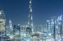 十大高楼之一迪拜。
